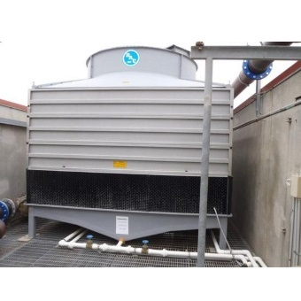 Cooling tower - what is it? Cooling tower: principle of operation. The device of cooling tower